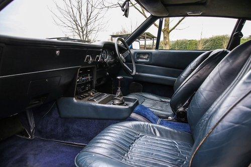 1974 Aston Martin V8 Series III Manual Coupe For Sale (picture 5 of 6)