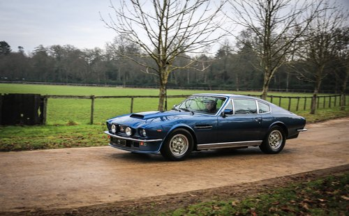 1974 Aston Martin V8 Series III Manual Coupe For Sale (picture 6 of 6)