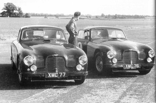 1952 Aston Martin DB2 to works lightweight team car spec. For Sale (picture 1 of 1)