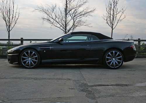 2006 ASTON MARTIN DB9 V12 Kahn Edition  SOLD (picture 1 of 6)