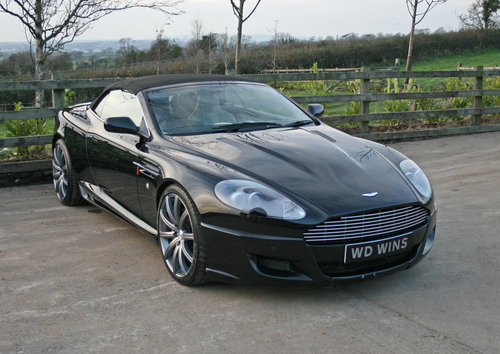 2006 ASTON MARTIN DB9 V12 Kahn Edition  SOLD (picture 2 of 6)