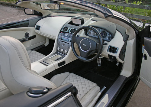 2006 ASTON MARTIN DB9 V12 Kahn Edition  SOLD (picture 5 of 6)