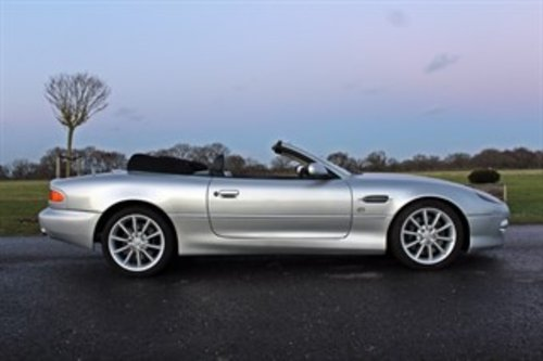 2001 ASTON MARTIN VANTAGE VOLANTE For Sale (picture 3 of 6)