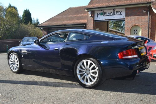 2002 Aston Martin Vanquish. For Sale (picture 3 of 6)