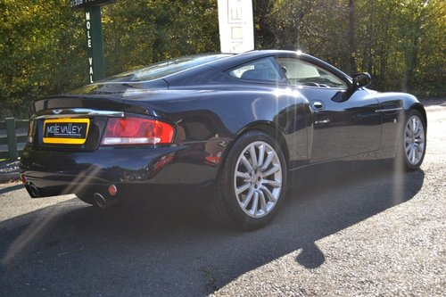 2002 Aston Martin Vanquish. For Sale (picture 4 of 6)