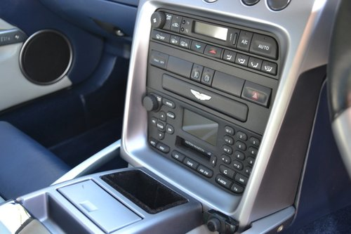 2002 Aston Martin Vanquish. For Sale (picture 6 of 6)