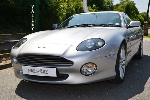 2001 Aston Martin DB7 V12 Automatic For Sale (picture 2 of 6)