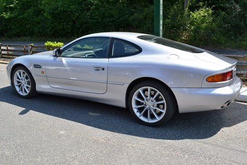 2001 Aston Martin DB7 V12 Automatic For Sale (picture 3 of 6)
