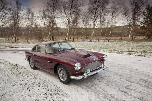 1960 DB4 Series II Saloon For Sale (picture 2 of 6)