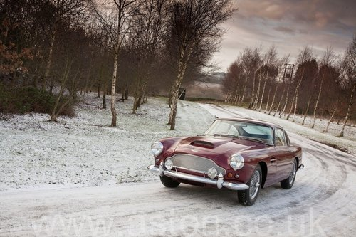 1960 DB4 Series II Saloon For Sale (picture 4 of 6)