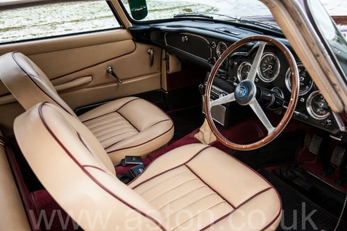 1960 DB4 Series II Saloon For Sale (picture 5 of 6)