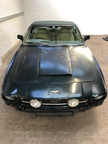 Aston Martin DBS V8 1972 For Sale (picture 6 of 6)
