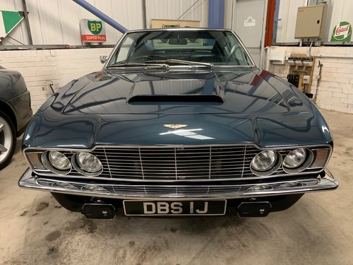 1971 Aston Martin DBS V8 Auto For Sale (picture 1 of 6)