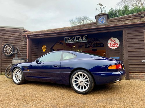 1995 ASTON MARTIN DB7 i6, 2 OWNERS, 49,000 MILES! SOLD (picture 2 of 6)