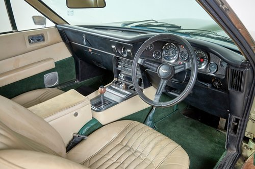 1974 Aston Martin AMV8 Saloon For Sale (picture 5 of 6)