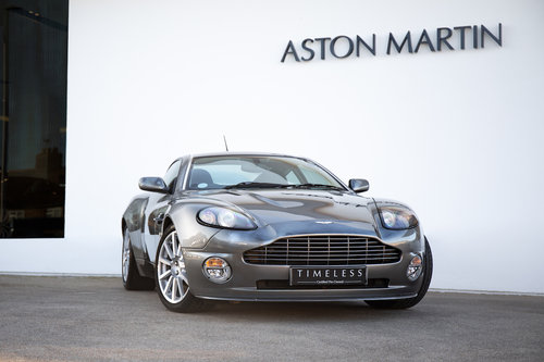 2007 Aston Martin Vanquish S Coupe For Sale (picture 1 of 6)