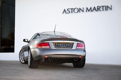 2007 Aston Martin Vanquish S Coupe For Sale (picture 2 of 6)