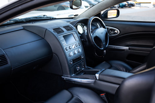 2007 Aston Martin Vanquish S Coupe For Sale (picture 5 of 6)
