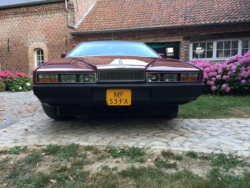 Aston Martin Lagonda  1984  series  II   V8 dohc For Sale (picture 1 of 6)