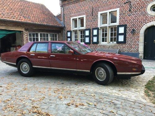 Aston Martin Lagonda  1984  series  II   V8 dohc For Sale (picture 2 of 6)