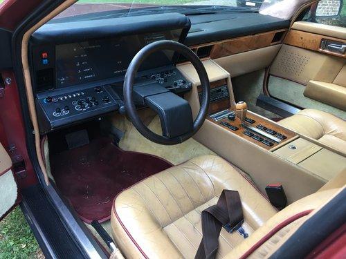 Aston Martin Lagonda  1984  series  II   V8 dohc For Sale (picture 4 of 6)