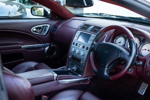 2007 Aston Martin Vanquish S Coupe For Sale (picture 4 of 6)