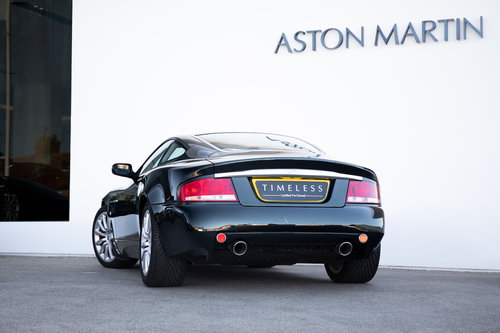 2002 Aston Martin Vanquish Coupe For Sale (picture 2 of 6)