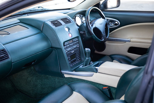 2002 Aston Martin Vanquish Coupe For Sale (picture 5 of 6)