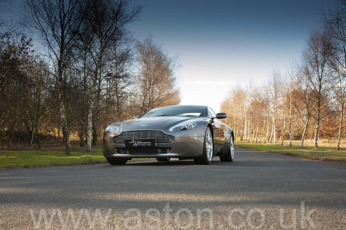 2006 Aston Martin V8 Vantage Coupe SOLD (picture 4 of 6)