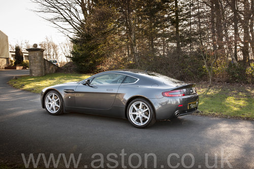 2006 Aston Martin V8 Vantage Coupe SOLD (picture 5 of 6)
