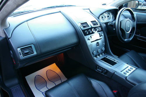 2007 Aston Martin DB9 5.9 V12 Coupe Auto SPORT PACK (16000 miles) SOLD (picture 4 of 6)
