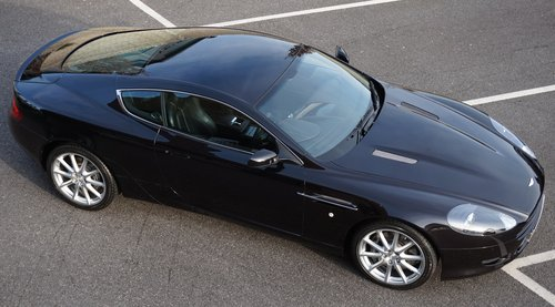 2009 Aston Martin DB9 V12 MY09 Unrepeatable! SOLD (picture 1 of 6)