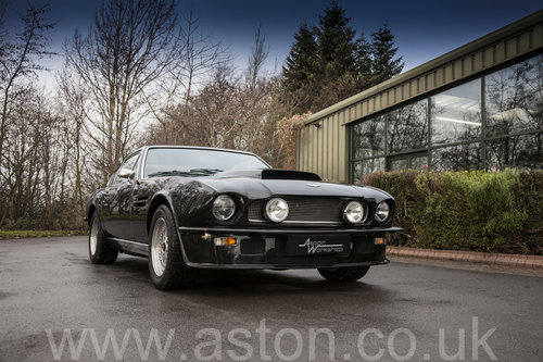1973 Aston Martin V8 Series III SOLD (picture 3 of 6)