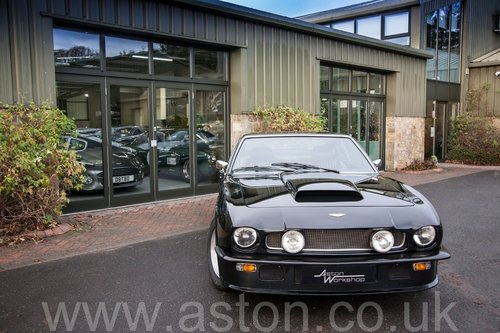1973 Aston Martin V8 Series III SOLD (picture 4 of 6)