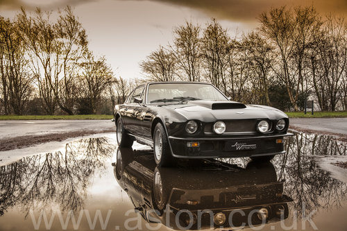 1973 Aston Martin V8 Series III SOLD (picture 6 of 6)