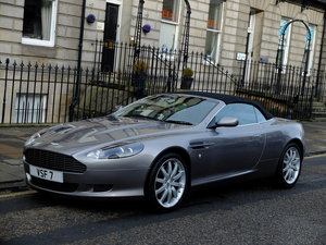 2006 ASTON DB9 V12 VOLANTE - 56 REG - 07 MODEL - 35K - 2 ONRS ! For Sale