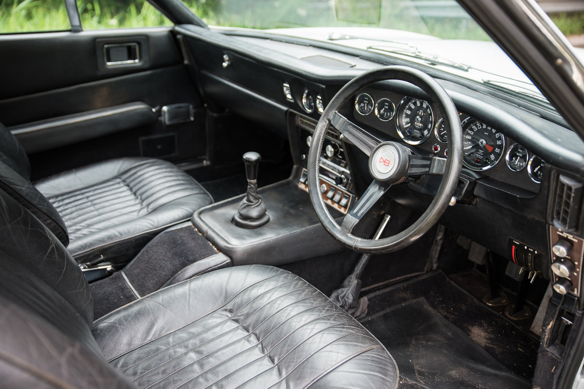 1971 ASTON MARTIN DBS For Sale (picture 5 of 6)