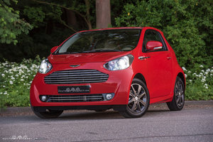 2011 ASTON MARTIN CYGNET, just 36,000 Kms since new For Sale