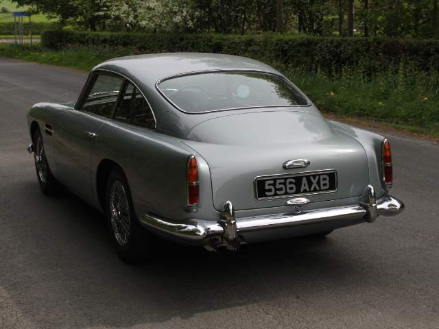 1960 Aston Martin DB4 - UK, Matching No's, £145k rebuild SOLD (picture 3 of 6)