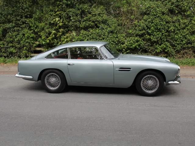 1960 Aston Martin DB4 - UK, Matching No's, £145k rebuild SOLD (picture 4 of 6)