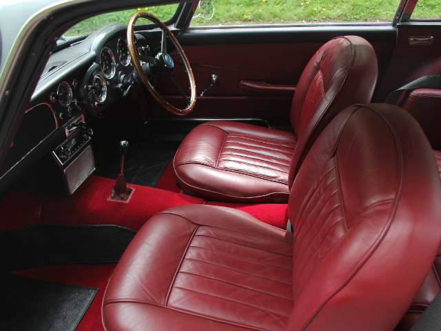 1960 Aston Martin DB4 - UK, Matching No's, £145k rebuild SOLD (picture 5 of 6)