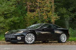 2004 ASTON MARTIN VANQUISH 5.9 V 12, VAT deductible  For Sale