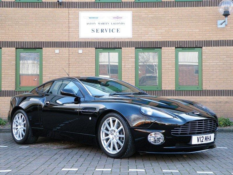 2007 Vanquish S Ultimate. 1 Owner. 7000 Miles. For Sale (picture 1 of 6)