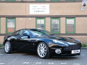 Picture of 2007 Vanquish S Ultimate. 1 Owner. 7000 Miles.