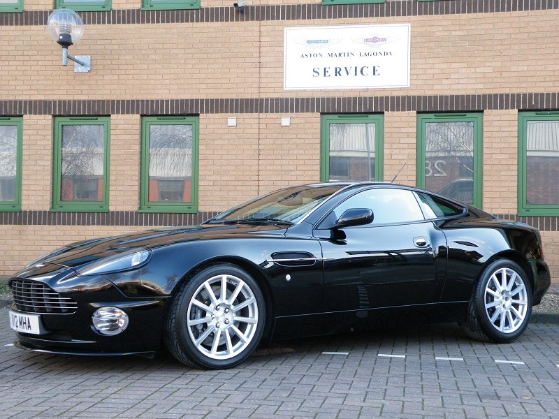 2007 Vanquish S Ultimate. 1 Owner. 7000 Miles. For Sale (picture 2 of 6)