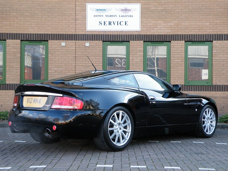 2007 Vanquish S Ultimate. 1 Owner. 7000 Miles. For Sale (picture 3 of 6)