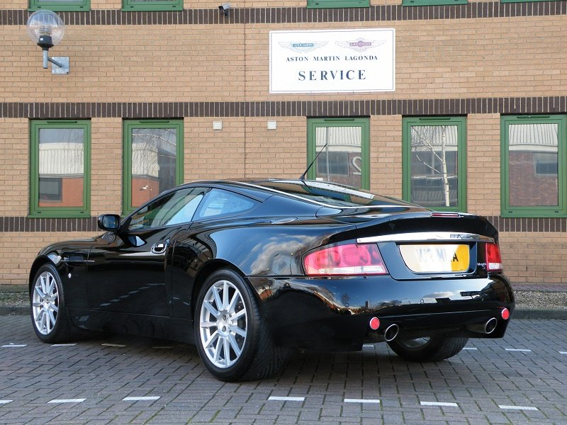 2007 Vanquish S Ultimate. 1 Owner. 7000 Miles. For Sale (picture 4 of 6)
