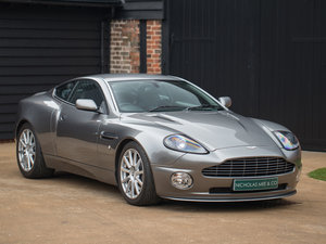 2005 Aston Martin Vanquish S For Sale