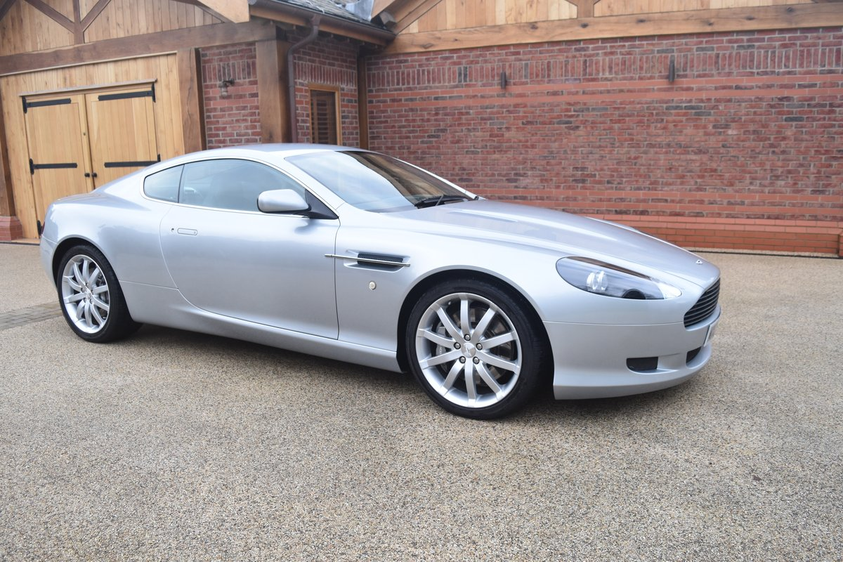 ASTON MARTIN DB9 MANUAL 2005 For Sale (picture 1 of 6)