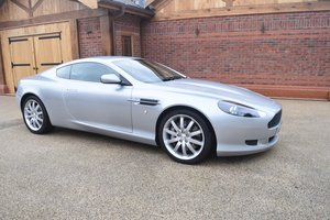 Picture of ASTON MARTIN DB9 MANUAL 2005 SOLD